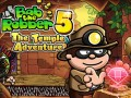 Játékok Bob The Robber 5 Temple Adventure