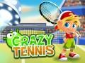 Játékok Crazy Tennis
