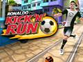 Játékok Cristiano Ronaldo Kick`n`Run