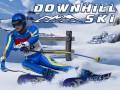 Játékok Downhill Ski