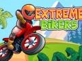 Játékok Extreme Bikers