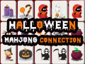 Játékok Halloween Mahjong Connection