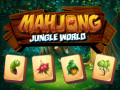 Játékok Mahjong Jungle World