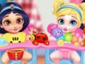 Játékok Messy Baby Princess Cleanup