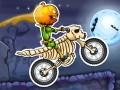 Játékok Moto X3M Spooky Land