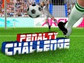 Játékok Penalty Challenge