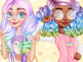 Játékok Princesses Kawaii Looks and Manicure