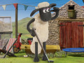 Játékok Shaun The Sheep Baahmy Golf