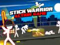 Játékok Stick Warrior Action Game