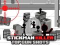 Játékok Stickman Killer Top Gun Shots