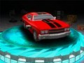 Játékok Terminator Car