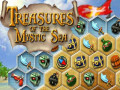 Játékok Treasures of the Mystic Sea